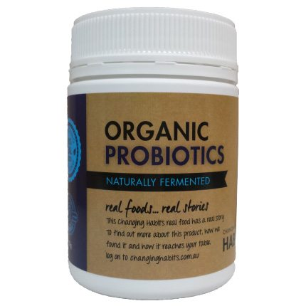 Organic Changing Habits Probiotics 150gm