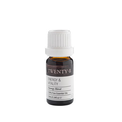 Twenty8 Energy and Vitality Synergy Blend 10ml