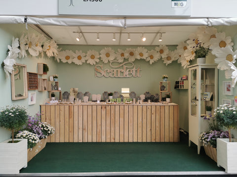 Chelsea Flower Show 2020 Cancelled Scarlett jewellery