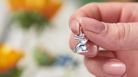 Buy 2 get 1 free silver charms