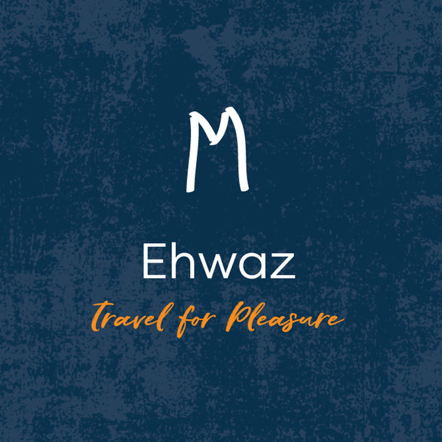 Ehwaz Rune Travel from Off The Map Brighton