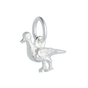seagull brighton silver charm with stolen chip Scarlett Jewellery bracelet charms