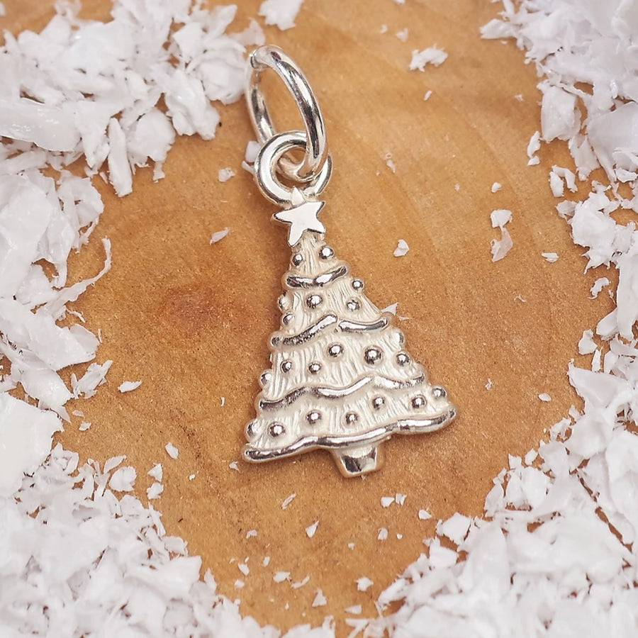 Christmas Tree Charm Pendant