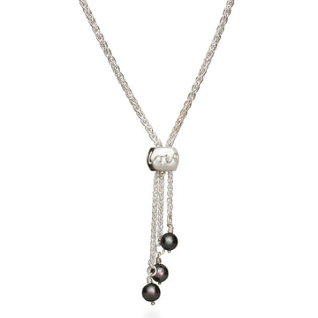 Pearls Of Wisdom Trio Necklace