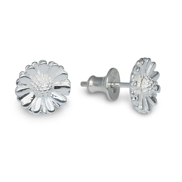 silver daisy stud earrings UK designer scarlett jewellery.jpg