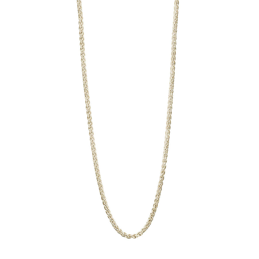Solid 9 carat gold spiga chain necklace spare Scarlett Jewellery