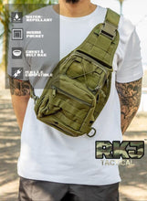 Load image into Gallery viewer, RKJ Sling/Body Bag Limited Edition + RKJ Velcro Patch
