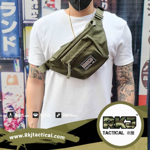 RKJ Fanny Pack (Anti-Theft) Bag