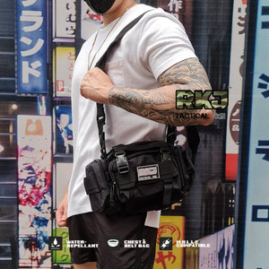 NEW GEN 3-Way Body Belt Bag + RKJ Velcro Patch