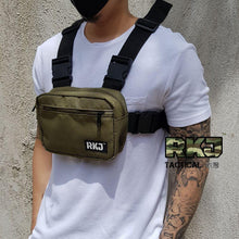 Load image into Gallery viewer, RKJ Tactical Chest Bag