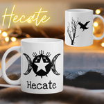 Hekate's Exclusive Healing Tribal Sigil Coffee Mug 11oz 15oz