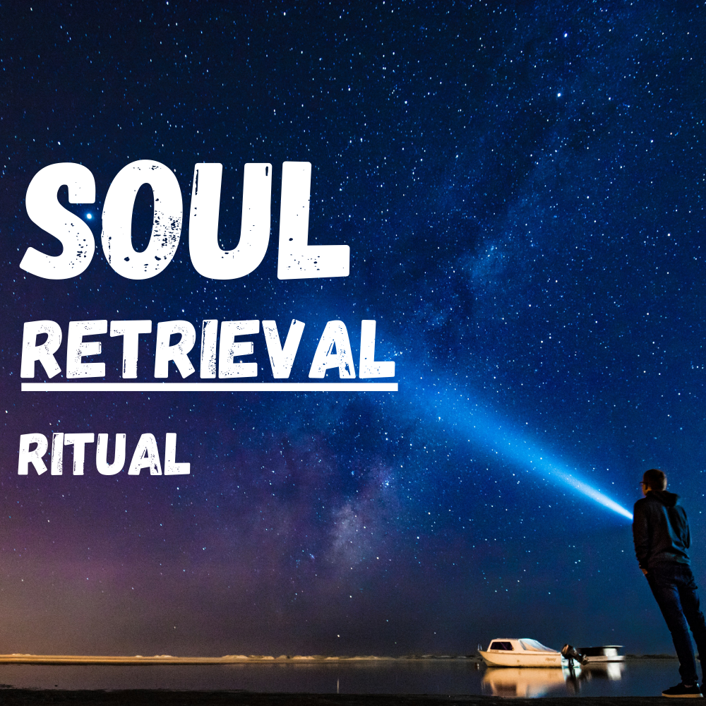 Soul Retrieval-One Session Trauma Healing with Video included! Shadow Work