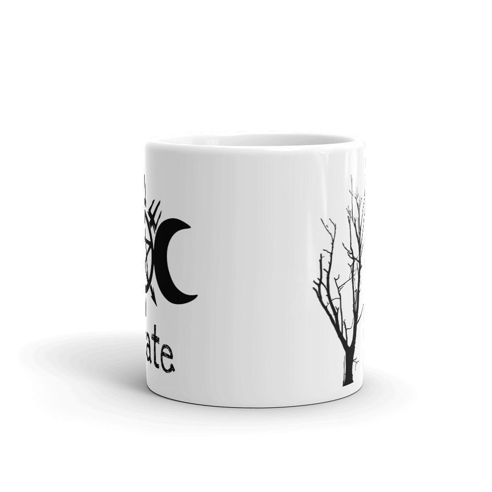Hecate's Exclusive Tribal Design Sigil Coffee or Tea Mug! Great Offering or Gift! - BlackTreeBlueRaven