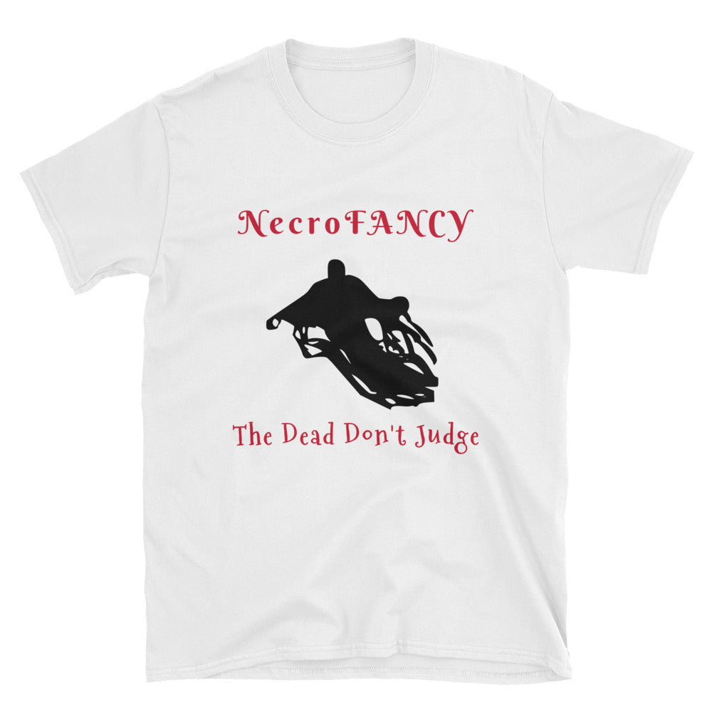 Necromancy Shirt with Ghost Art for Men or Woman - BlackTreeBlueRaven