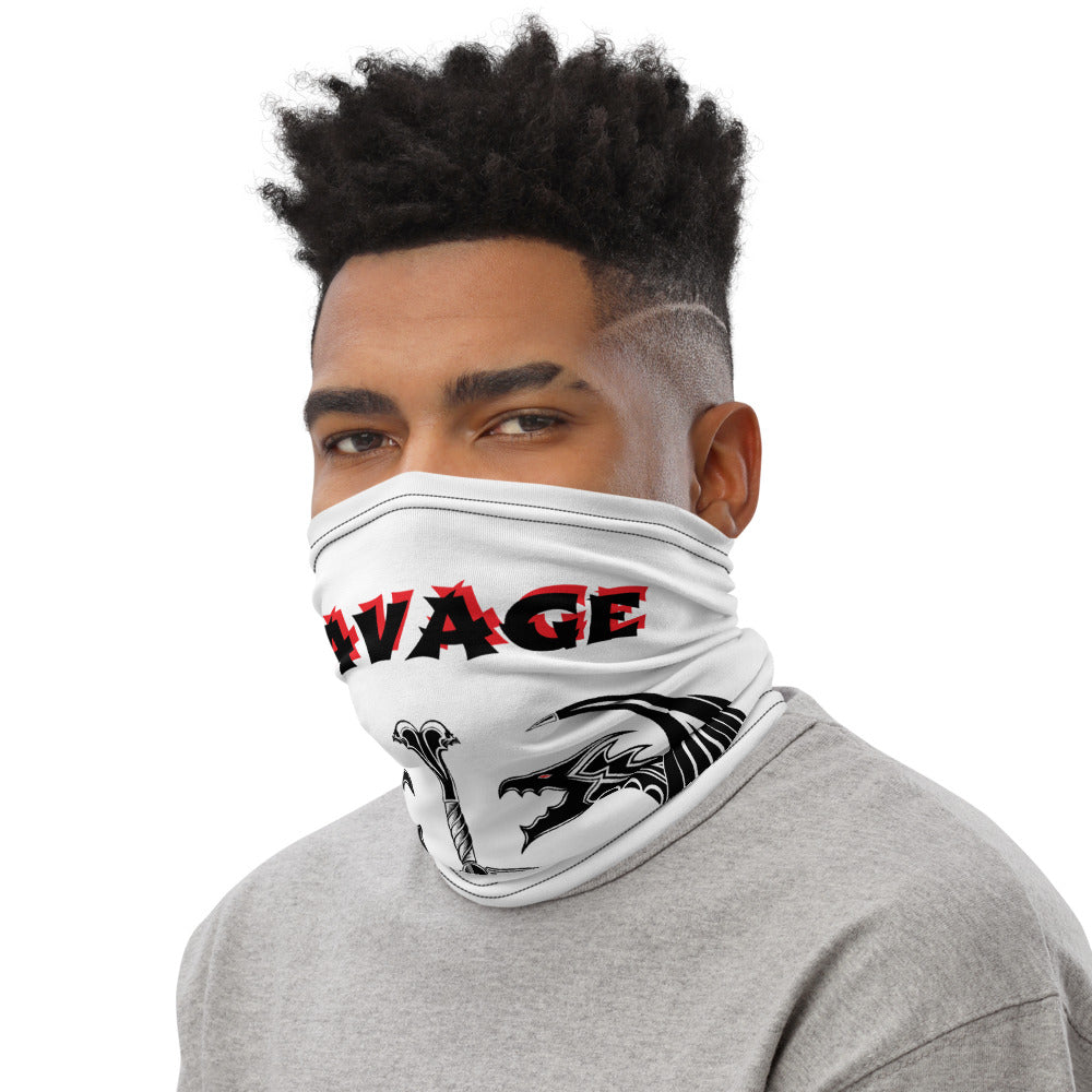"""Savage""  Dragon Sword Design Washable Face Cover Mask Neck Gaiter"