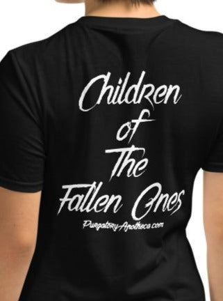 "Purgatory Apotheca ""Children of the Fallen Ones"" Exclusive Graphic Tee"
