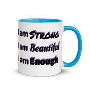 Morning Mantra Affirmation Self Image Lilith Lily Mug