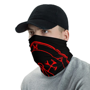 Sigil President Marbas Healing Neck gaiter Face Mask Cover In Black!