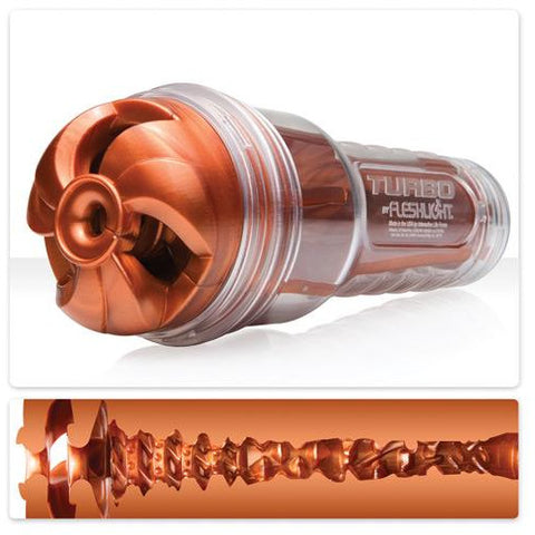 Fleshlight Turbo Thrust - Copper