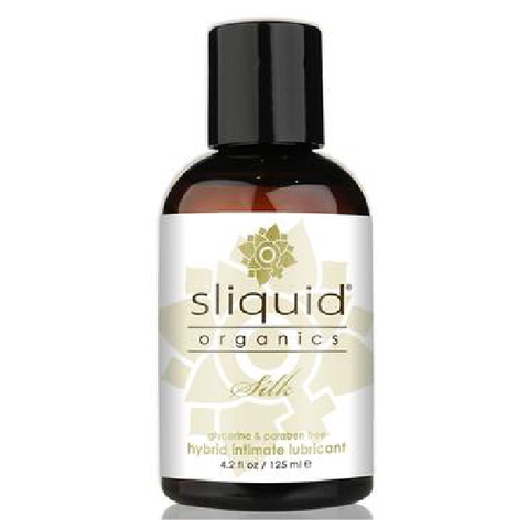 Sliquid Organics Silk- 4.2oz