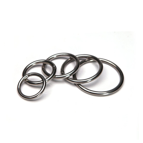 Stainless Steel O-Ring 5 pack
