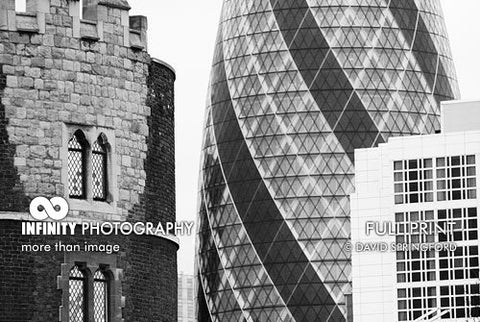 Tower of London & Gherkin