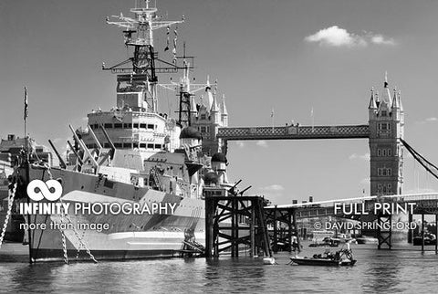 London Bridge HMS Belfast