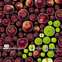 No.1 Red & Green Apples