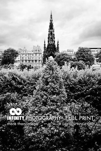 Edinburgh Scott Monument 6