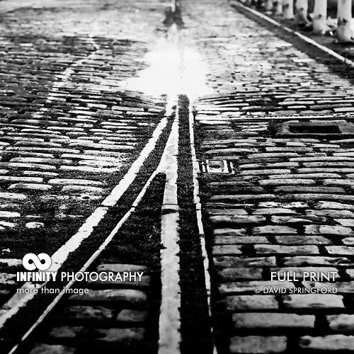 City Quay cobbles