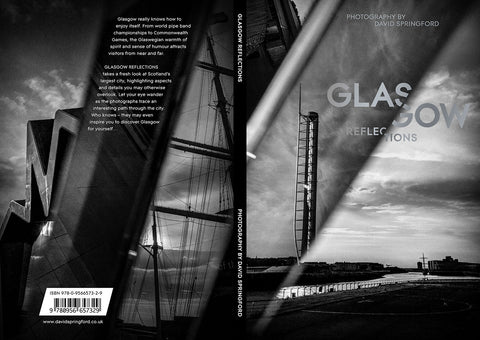 Glasgow Reflections Book