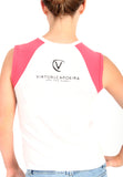 Capoeira - Are You Game? Pink Brittany Tank