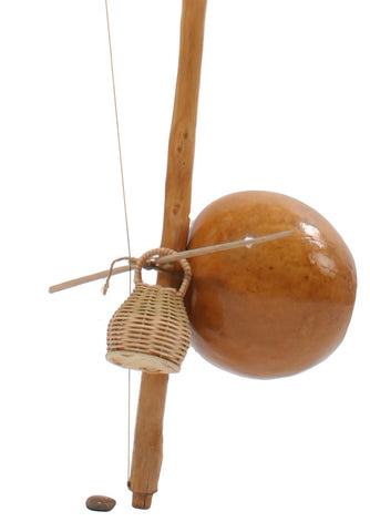 Varnished Berimbau