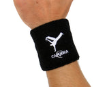 Capoeira Sweatband Black