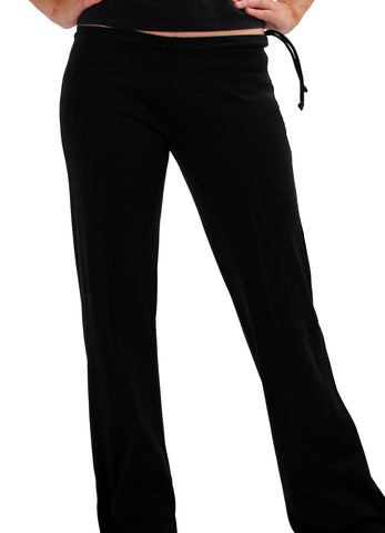 Womens Black Liso