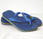 Brazil Havaianas - Royal Blue (2 Sizes Left)