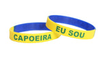 Eu Sou Capoeira Wristband (Single)