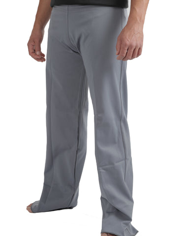 Mens Gray Liso Pants