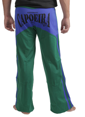 Mens Green/Blue Dibum