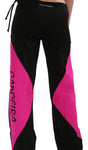 Womens Maripoza Pink/Black