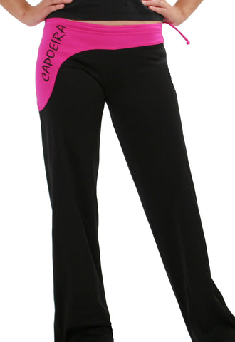Womens Lenso Pink/Black