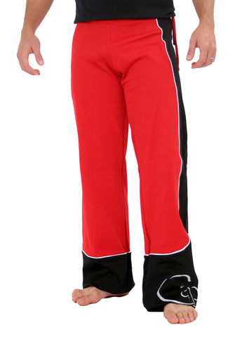 Mens Uma Perna Red/Black
