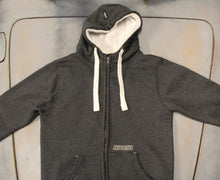Load image into Gallery viewer, Deluxe Men's Zip Up with Sherpa Hood