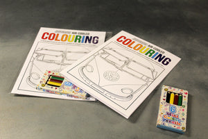 Aircooled Colouring Book Packs