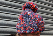 Load image into Gallery viewer, Deluxe 'Fire' Wooly Hat