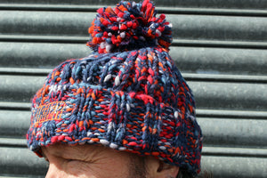 Deluxe 'Fire' Wooly Hat