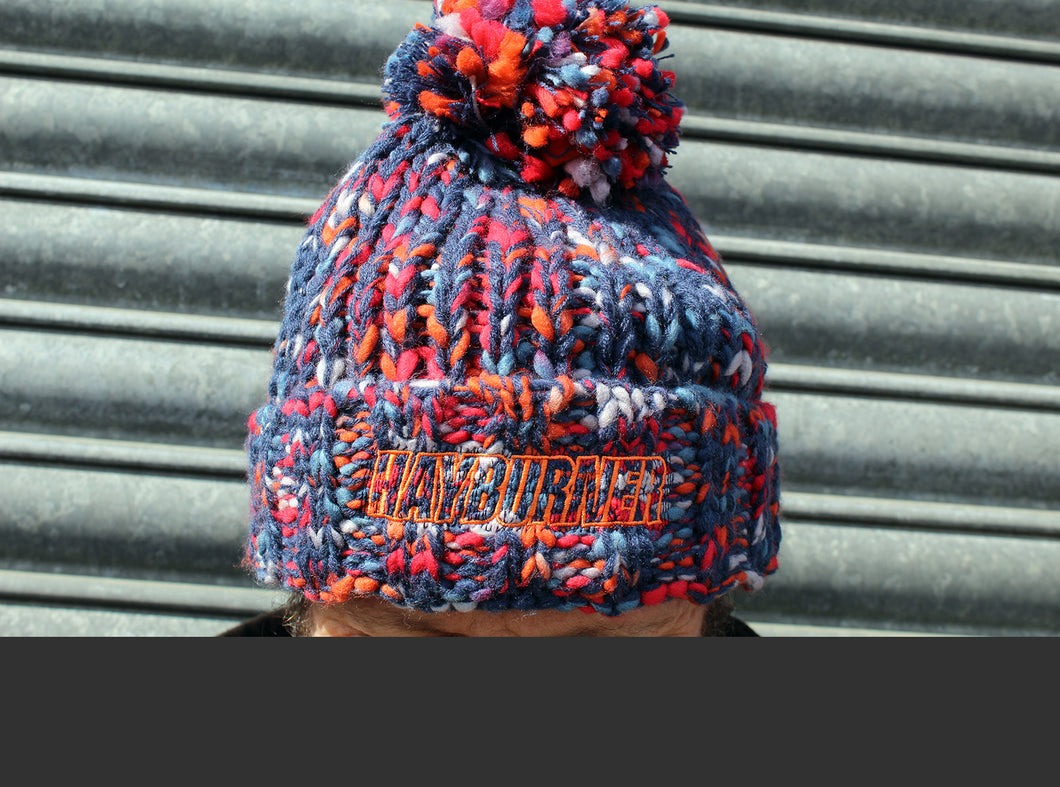 *NEW* Deluxe 'Fire' Wooly Hat