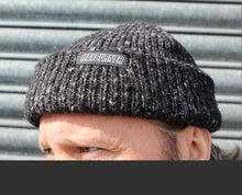 Load image into Gallery viewer, *NEW* Black Folded Fisherman's Hat