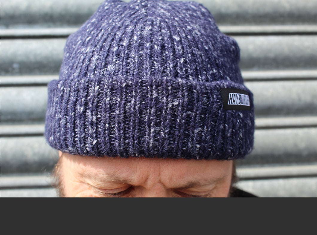 *NEW* Blue Folded Fisherman's Hat