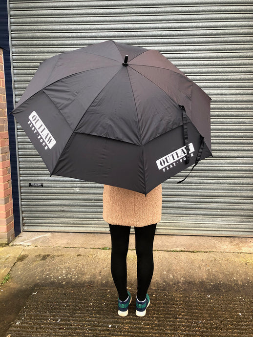 Outlaw Flat Four Umbrella